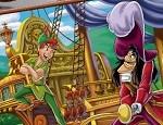 تلوين بيتر بان و القرصان