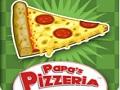 لعبة مطعم بيتزا باباس
