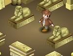 لعبة المتاهة الفرعونية