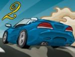 لعبة السيارة الرياضية السريعه 2
