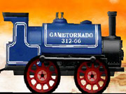 لعبة القطار السريع