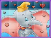 تركيب صورة فيل ديزني